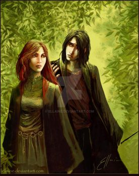 The Winner...-Deathly Hallows by ellaine
