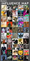 Influence Map Meme by ShamuHydri