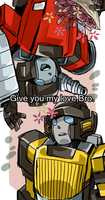 Give you my love,Bro. by Cassielaurad