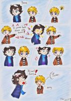 How To Annoy Your Sherlock? by Tari-Ringeril