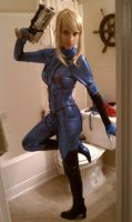 Zero Suit Samus Cosplay 1 by underreigns