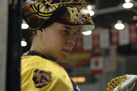 Tuukka Rask by tribechick13