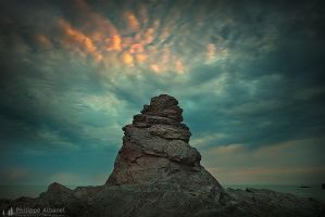 Volcano by Philippe-Albanel
