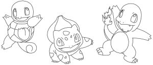 starters 1 coloring page by thewritinggamer