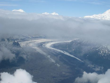 Miles Of Glaciers by BlueArctic4