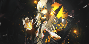 eve from elsword signature by heromatsu