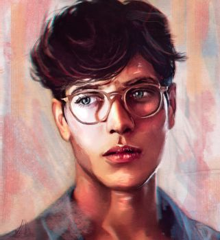 James Potter by Marcianca