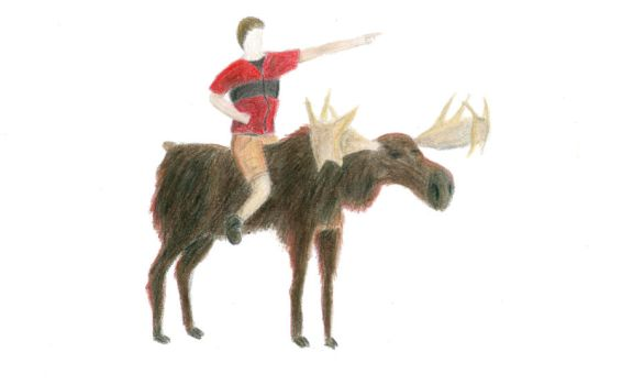 We Will Conquer with Moose by Omnitelik