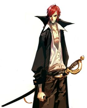 Shanks by arnistotle