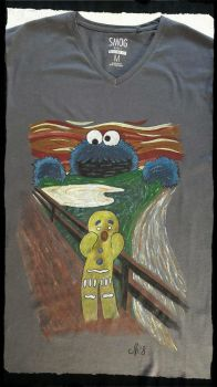 ..cookie monster.. by pingu8