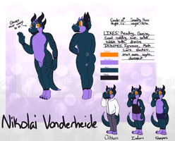 Nikolai Vonderheide Ref '16 by BreakingCloud