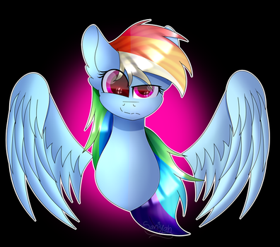 Two Sides of a Rainbow by TomboyGirl45