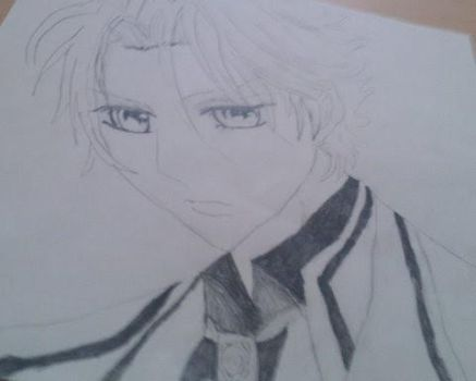 Aidou from Vampire Knight by Sa-chan2000