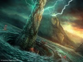 Song of Charybdis by Cristi-B