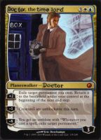 Venser, the time lord by MimiMunster