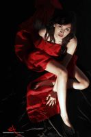 The Red Angel by electroharmonix