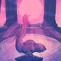 Chamber of Reflection by UnablePotato