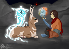 The First Team Avatar by shadowily