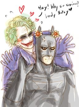 Lovely Batsy by Mr-W23
