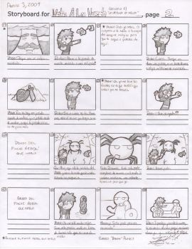 Storyboard - VALV 9, 2-2 by darkarcompany