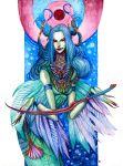 Nephthys by XViolacea