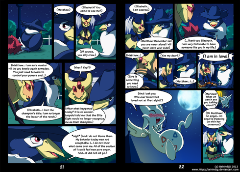 DD - Page 21-22 by TamarinFrog