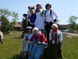 Our Hetalia Group by chippy-lightgaia