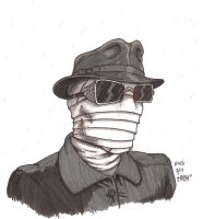 Universal Invisible Man by Crash2014