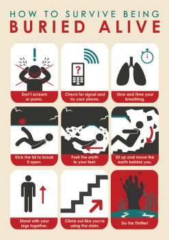 How to Survive Being Buried Alive by ShortlockHolmes