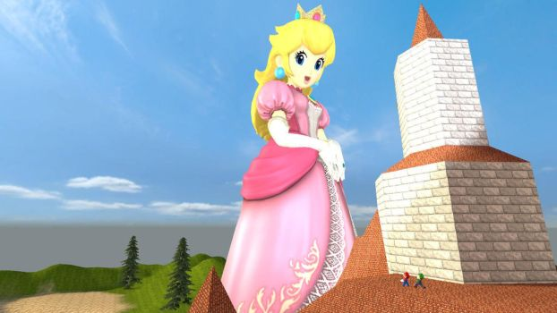Explore Giantprincesspeach On DeviantArt