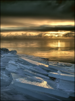 The Edge of Frozen by wb-skinner