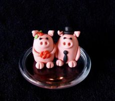 Cake Topper by Naera