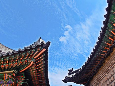 South Korea - Changdeok Palace 7 by GkcTly