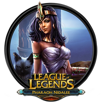 League of Legends Pharaoh Nidalee by OutlawNinja