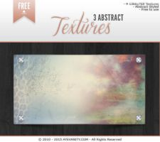 3 Pretty Textures by OftheCrucified