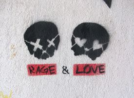 Rage and Love by Let-Yourself-Flo