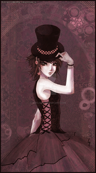 Gothic Circus by AppleSin
