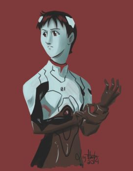 Shinji Color Scheme 8 by lizstaley
