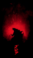 GOJIRA by 0tacoon