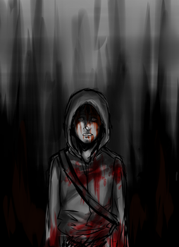 AT: Depression (4 myenhell666) by ThisTeaIsTooSweet