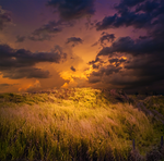 Approaching Storm Premade Background by little-spacey