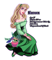 The Little Crooked Tale Aurora Profile by forgotten-ladies