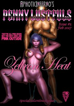 Penny lustful #5 by darthhell