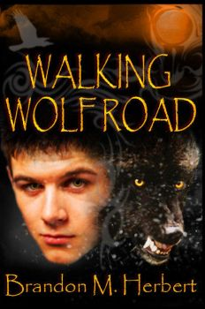 Walking Wolf Road - New Cover Art Revealed! by Neo-Moon