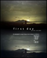 First Day by Obi-S4n