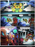 Planet Ripple- 87- Woeful disappointment by NickinAmerica