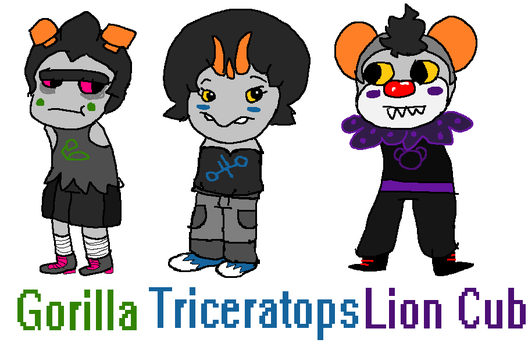 fantroll adopts (OPEN) :0 by Shrimpytales