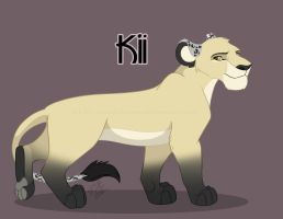 Kii - Commission by RussianBlues