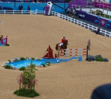 Olympics show-jumping 1 by TheManateePhotos