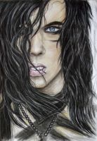 Andy Biersack by ciapsson